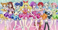 I just love every chara in Aikatsu xD Shugo Chara, Anime Screenshots, Pretty Cure, Beautiful Songs, Anime Shows, Powerpuff Girls, My Princess, Sailor Moon, Me As A Girlfriend
