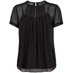 Marc by Marc Jacobs Marquee Pintucked Blouse
