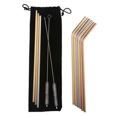 Best Quality – Mugs – Elegant Polished Colorful Stainless Steel Drinking Straw with Cleaning Brush for oz Rtic Rambler Tumblers Mugs – by MARIAHANAN – 1 PCs Stainless Steel Straws, Stainless Steel Jewelry, Tumblers, Eco Friendly Water Bottles, Birthday Money, Tiles Price, Green Living Tips, Metal Straws, Brush Cleaner