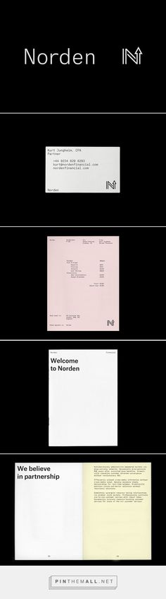 Norden – Visual Journal... - a grouped images picture - Pin Them All