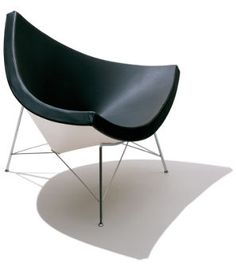 Coconut Chair by George Nelson, 1955: $4,499 #Coconut_Chair #George_Nelson