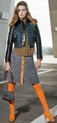 Louis Vuitton Pre-Fall '17 RTW.