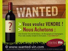 Vendre du vin en ligne. Vendre des vins de collection, c'est gratuit !