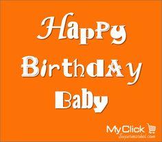 Happy birthday MyClickSupermarket