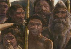 En la sierra de Atapuerca vivieron los ancestros de los neandertales