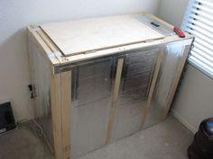 Cámara de control de temperatura para fermentación DIY