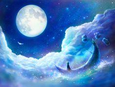 My beautiful world Beautiful World, Beautiful Images, Luna Moon, Moon Pictures, Moon Pics, Night Pictures, Under The Moon, Good Night Moon, Moon Magic