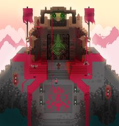 Hyper Light Drifter by Heart Machine