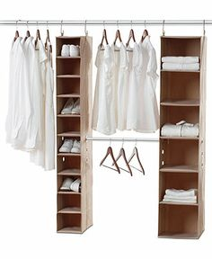 Neatfreak Closet Organization System, 3 Piece ClosetMAX - Cleaning & Organizing - for the home - Macy's $49.99
