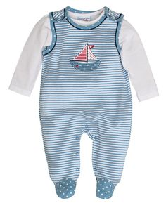 Stramplerset BabyGlück Onesies, Baby, Rompers, Clothes, Fashion, Outfits, Moda, Clothing, Fashion Styles