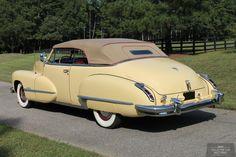 Veículos 1946 Cadillac Series 62  Papel de Parede