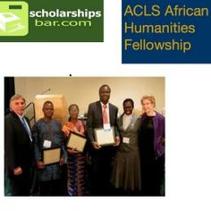ACLS African Humanities Fellowship Program , and applications are submitted till 2 November 2017. American Council of Learned Societies is inviting applications for dissertation-completion fellowships and Early-career postdoctoral fellowships. Fellowships are open for applicants of Ghana, Nigeria, Tanzania, Uganda and South Africa.