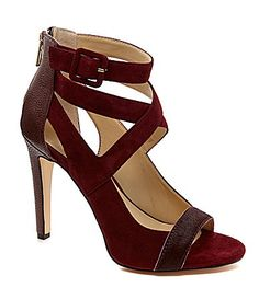 Calvin Klein Saren City Sandals #Dillards