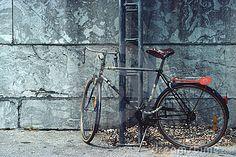 Bicycle in Paris by Gary Blakeley, via Dreamstime