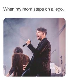 Funny Humour, Funny Relatable Memes, Funny Things, Funny Stuff, Step On A Lego, Christian Singers, King And Country, Disney Songs, Christian Humor