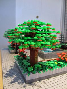 LEGO Trees                                                                                                                                                                                 More