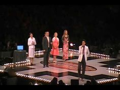 Holy, Holy, Holy - The Collingsworth Family - YouTube