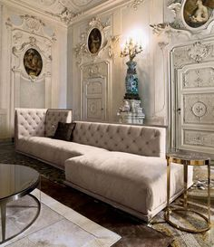 Fratelli Longhi s.r.l. from Italy. Tufted Temptation.