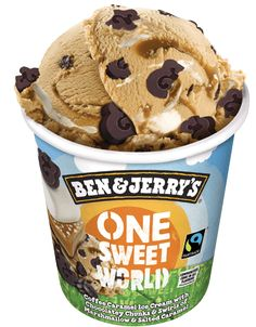 Discover your personal euphoria with Ben & Jerry's line-up of ice cream, Non-Dairy, frozen yogurt, and sorbet flavors. Walls Ice Cream, Ice Cream Tubs, Sorbet Ice Cream, Ben Et Jerrys, Caramel Puff Corn, Chocolates, Almond Ice Cream, Ice Bars, Sauces