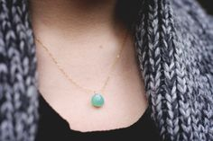 Ali Oesch Necklace || Pretty Lovely