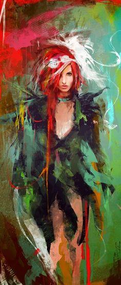Bad Wings by Muju
