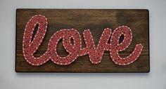 Arte de cadena de amor regalo signo de amor día de San