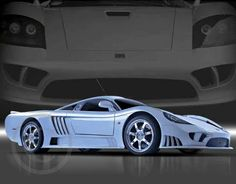 2007 Saleen S7 - 2014 Exotic Cars Promotional Calendars - December 2013