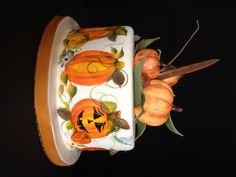 Susan Carberry pumpkin cake