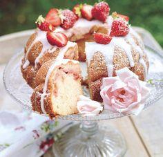 Brioche aux fraises : à faire et à refaire !