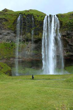 Seljalandsfoss, Iceland, Island