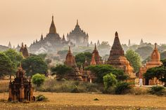 Bagan is the main tourist attraction of Myanmar 01 Bagan, Barcelona Cathedral, Tours, Architecture, Building, Travel, Outdoor, Temples, Beauty
