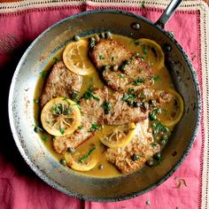 Veal Piccata. Use this one!!!!!!!!!