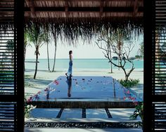 Beach Villa With Pool View - One&Only Reethi Rah, Maldives