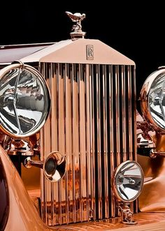 Old rolls Royce for royal Joshi's