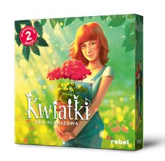 Blog na wolny czas: Kwiatki - informacja prasowa Wydawnictwa Rebel. Board Game Online, Board Games, Different Flowers, Types Of Flowers, Beautiful Bouquet Of Flowers, Typing Games, The Draw, Face Down, Game Pieces