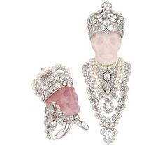 """Collection """"Rois et Reines"""" par Victoire de Castellane pour Dior Joaillerie"""