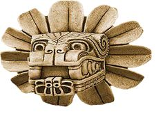 Feathered Serpent Head of Quetzalcoaltl - Pyramid of Quetzalcoaltl, Teotihuacan, Mexico, 300 AD Aztec Artifacts, Feathered Serpent, Chicano Tattoos, Arte Tribal, Art Premier, Art Sculpture, Mexican Art, Ancient Civilizations, Ancient Art