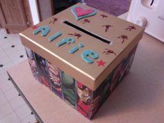 Boys Avengers Valentine's Box