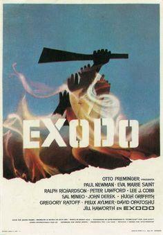 "Éxodo (1960) ""Exodus"" de Otto Preminger - tt0053804"