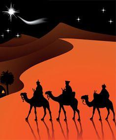 Menú para el Día de Reyes - Menu for Three Kings Day  Recipes included