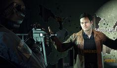 ¿Qué información está escondiendo Tyson de Battlefield Hardline? Inspecciónalo para encontrarla.
