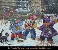 Oeuvres disponibles Livres disponibles Biographie Pauline Thibodeau Paquin est une artiste-peintre québécoise née en 1952 ... Galerie D'art, Canadian Art, Oeuvres, Painting, Children, Canvases, Artist Canvas, Pictures To Paint, Balcony