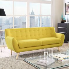 Remark Sofa - Overstock Shopping - Great Deals on Modway Sofas & Loveseats