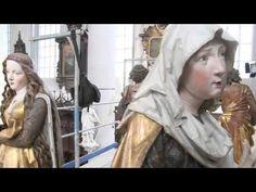Nicolaus Gerhaert - Nicolas de Leyde. Etude de sculptures