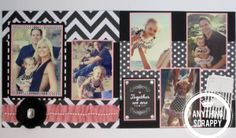 Family Scrapbook Pages by Anything Scrappy