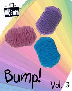 """Two bumps will make a rug or blanket that is 36"""" x 36"""".  Just needle felt the end of the first bump to the beginning of the second bump to avoid having a knot in your work.Cover"""