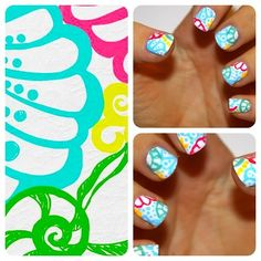 Lilly nails :)