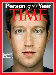 Time Magazine Front Cover 2010