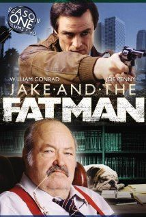 Det. Jake Styles (Joe Penny)  DA Jason Lockinvar 'Fatman' McCabe (William Conrad) Jake And The Fatman was a 60 minute crime drama series on CBS about a serious district attorney and his special investigator who didn't take life quite so seriously. Their personalities may have clashed, but they always managed to work together to get the job done!