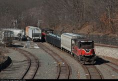 RailPictures.Net Photo: P&W 2216 Providence and Worcester Railroad B23-7R at Woonsocket, Rhode Island by Paolo Roffo